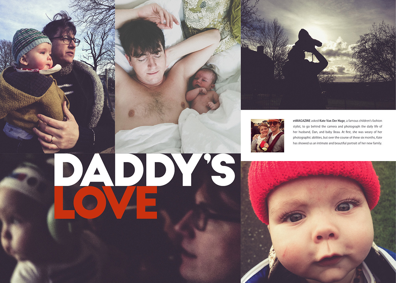 Daddy's Love